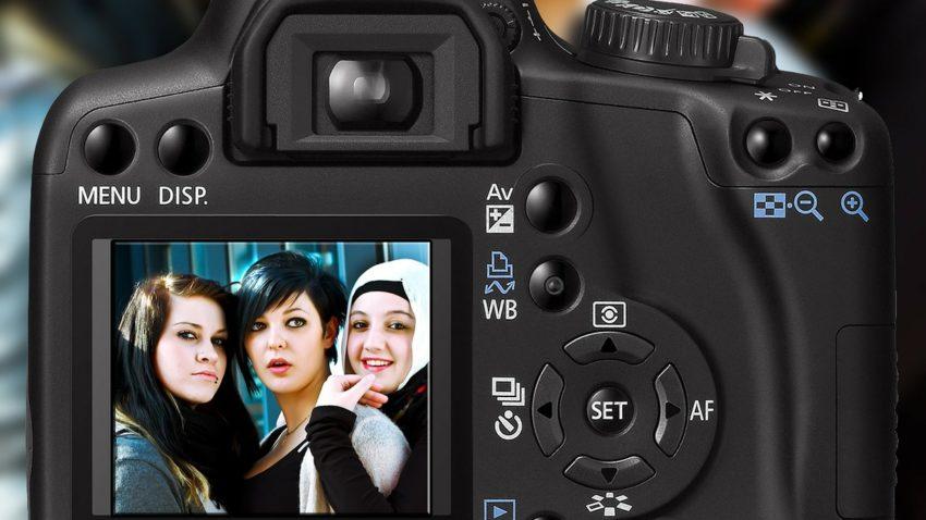 как делать красивые фото на телефон