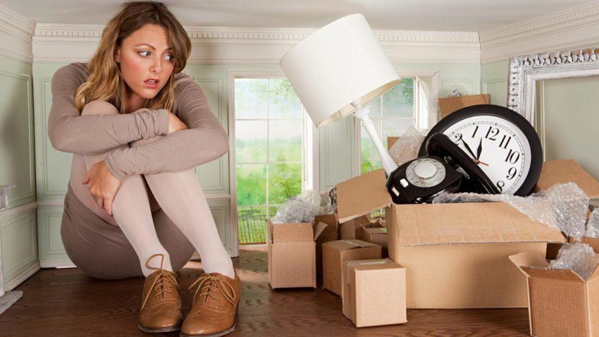как избавиться от хлама в квартире если все жалко