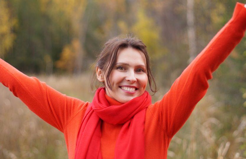 радость жизни и позитивное мышление
