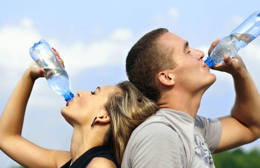 пить тренировки
